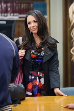 Pin for Later: 4 Pretty Little Liars Stars Share How They Hope the Show Will End Janel Parrish