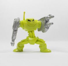Monster In My Pocket - Space Aliens - 175 Laser Blaster B - Toy Figure