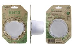 BNTO Canning Jar Lunchbox Adaptor - Wide Mouth - 6oz - Clear | Cuppow!