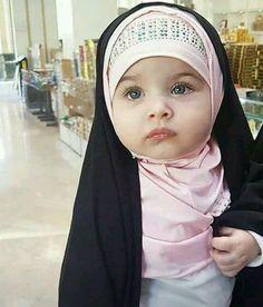 Hijab Niqab, Beautiful Children, Cute Kids, Muslim, Classic, Baby, Photography, Life, Just Go