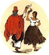 Las Danzas Folklóricas  Cielito-Argentijnse tango school Utrecht