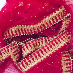 Palazzos & Pants - For the Chic Look Lehenga Designs, Saree Blouse Designs, Saree Dress, Punjabi Dress, Pakistani Dresses, Indian Dresses, Bridal Dupatta, House Of Blouse, Indian Designer Outfits
