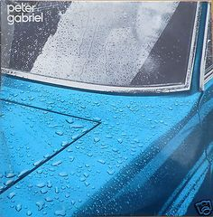 PETER GABRIEL 1977 Portugal Issue Vinyl LP 33 Album GENESIS 6369978 Free S&H