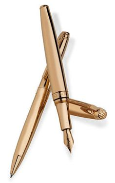 This is a Caran D'Ache pen that costs $15,800! The only Swiss company still manufacturing pens. Who knew?
