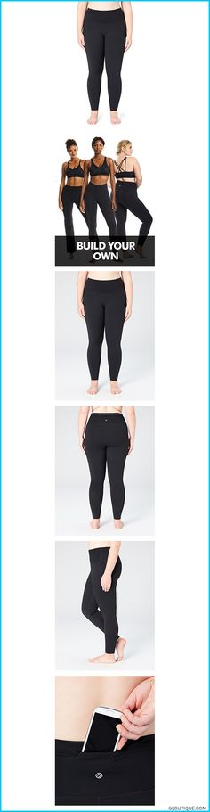 8f2983a499 The Choose Your Perfect Yoga Pant lets you pick the size, waistband, and  style. Gloutique – Glamour Boutique