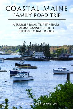 Best Family Vacations, Family Vacation Destinations, Vacation Trips, Vacation Spots, Family Travel, Vacation Ideas, Travel Destinations, Maine Road Trip, East Coast Road Trip
