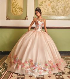 The Quinceanera Collection offers elegant quinceanera dresses,ragazza fashion and vestidos de quinceanera! These pretty quince dresses are perfect for your party! Xv Dresses, Fashion Dresses, Prom Dresses, Dresses With Sleeves, Wedding Dresses, Chiffon Dresses, Bridesmaid Gowns, Fall Dresses, Long Dresses