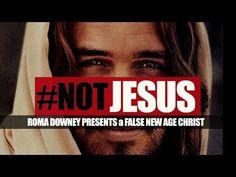 ❥ #NOT JESUS: Roma Downey Presents a False New Age Christ - YouTube