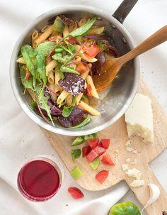 Menu healthy en 10 minutes chrono - Elle à Table