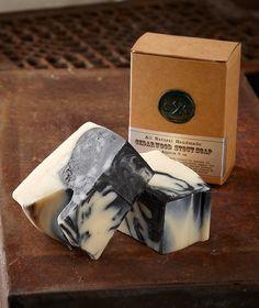 Effortlessly Cool Men's Accessories - Cedarwood Stout Soap - Carbon2Cobalt
