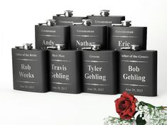 Hey, I found this really awesome Etsy listing at http://www.etsy.com/listing/154955255/9-personalized-bridal-party-gifts