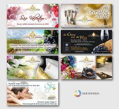 Alentejo Marmoris Hotel & Spa ***** - Banners Graphic Design by sr3ddesign Portfolio Print, Banners, Wine Tourism, Animation, Hotel Spa, Graphic Design, 3d Pictures, Banner, Animation Movies