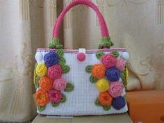 Bags – Knitting world and crochet