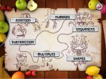 Fruit Ninja Academy: Math Master App Review