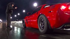 RPM's Corvette is one boosted beast - VetteTV Car Stuff, Corvette, Cool Cars, Beast, Racing, Running, Corvettes, Auto Racing