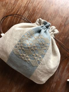 Hand Embroidery, Embroidery Designs, Craft Box, Loom Weaving, Boro, Needlework, Pouch, Reusable Tote Bags, Stitch