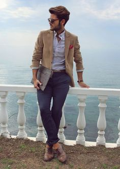 Squarely between fancy and lazy is the men's smart casual dress code. But what is the smart casual dress code and how did it come to be? Dress Code Guide, Dress Codes, Mens Fashion Blog, Fashion Moda, Men's Fashion, Fashion Shoes, Fashion Accessories, Woman Fashion, Fashion Rings