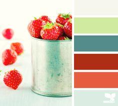 Blurb ebook: Design Seeds by Seed Design Consultancy LLC Colour Schemes, Color Combos, Color Patterns, Colour Palettes, Design Seeds, World Of Color, Color Of Life, Palette Deco, Color Palate