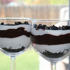Oreo Dessert Recipe. Would be great as a dessert during dinner with friends!