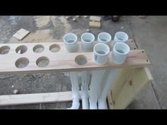 Build a Tubulum (PVC pipe) percussion instrument! DIY, how to make one.