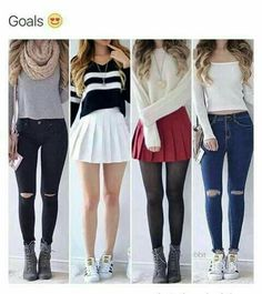 Back To School Outfits highschool back to school shopping cute outfits outfit Back To School Outfits. Here is Back To School Outfits for you. Back To School Outfits highschool back to school shopping cute outfits outfit. Back To. Teen Fashion Outfits, Trendy Outfits, Fall Outfits, Womens Fashion, Summer Outfits, Grunge Outfits, Tween Fashion, Fashion 2018, Short Girls Outfits