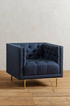 Linen Mina Chair
