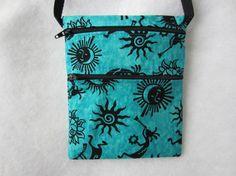 Cross Body Bag Sling Purse Shoulder Bag Travel Purse by jcobags, $20.00