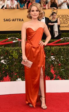 OMG, Sophia Bush! This SAG Awards gown is perfection!