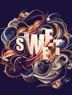 "David Delin ""Sweet"""