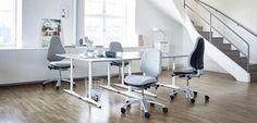 Sillas para el despacho: diseños ergonómicos, cómodos ¡y bonitos!
