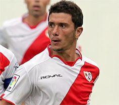 Francisco Medina Luna (Piti)  Rayo Vallecano News, Sports, Lightning Bolt, Hs Sports, Sport