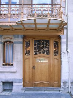 The house and studio of Victor Horta (Brussels)