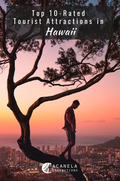 Hawaii is a location filled with outdoor adventures, romantic getaways, and the most breathtaking seascapes. This tropical visit is an experience of a lifetime. You will want to soak up every second and need to know the must-go places of this blissful utopia. Here are the top-rated tourist attractions that make Hawaii a paradise on Earth.