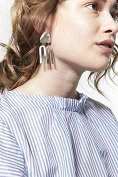 QUARRY, Lautner Earrings |