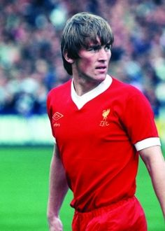 Kenny Dalglish (Liverpool)... vintage LFC for @Bridgette!