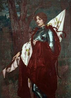 ART BLOG: Wolfram Onslow Ford : Joan of Arc