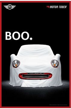 Mini Cooper ad by elise