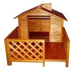 Mansion Dog House $400.00