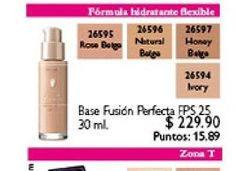 Base Fusión Perfecta FPS25