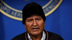 "UNITED STATES (OBSERVATORY NEWS) — Bolivia's transitional government on Friday accused former president Evo Morales, who had taken refuge in Mexico, for ""sedition and terrorism… Donald Trump, Organization Of American States, Evo Morales, Stand Down, Resignation Letter, Washington, Former President, Vice President, Presidential Election"