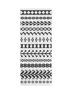 Stitch Patterns, Crochet Patterns, Knitting Charts, Mittens, Pattern Design, Cross Stitch, Gloves, Cushions, Crochet Throw Pattern