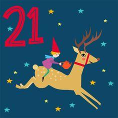 Christmas Countdown 2016 by Elisandra Sevenstar