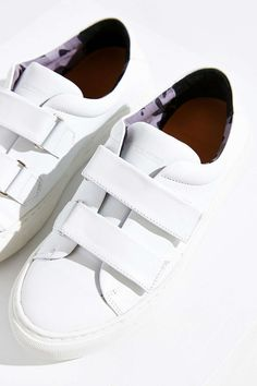 Royal Republiq White Elpique Sneaker - Urban Outfitters