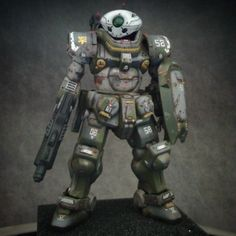 1/144 hg grimoire by Claijee