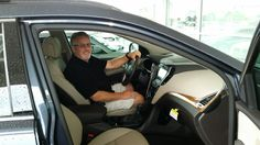 """""""Great job Lu! Thank you for all your help!"""" No, thank you for your business Mr. Daughtry! We're happy to hear that you had an exceptional visit with salesman Lu Santacruz! We hope you are enjoying your brand new 2015 Hyundai Santa Fe and please, if there's anything we can do, don't hesitate to ask… We're here to help! #LakelandAutomall #LakelandHyundai #HyundaiSantaFe #2015SantaFe #Hyundai"""