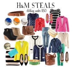 h&m - i love pretty much all of it