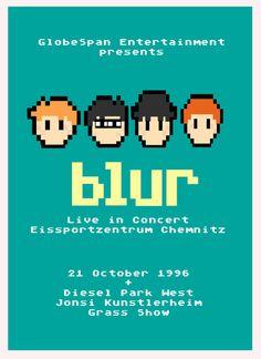 blur poster - Google zoeken