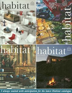 Habitat, an iconic British furniture brand and once influential player in the design market. Founded by Sir Terrance Conran in Habitat was a glamorous and stylish – the place to be seen to be shopping.