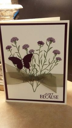 Stampin' Up! Wild About Flowers by N Rankin