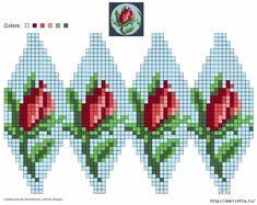 Елочные игрушки спицами. Схемы вязания (18) (690x548, 227Kb)